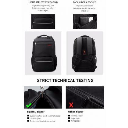 323fe3d48ca8 Купить рюкзак для ноутбука Tigernu T-B3319 в магазине derby.ua