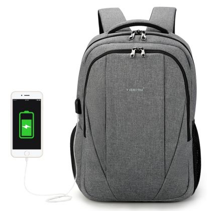 7b319e0012bd Рюкзак для ноутбука Tigernu T-B3399 USB 15.6