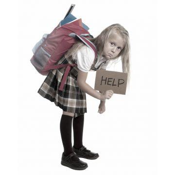 Вага шкільного рюказка