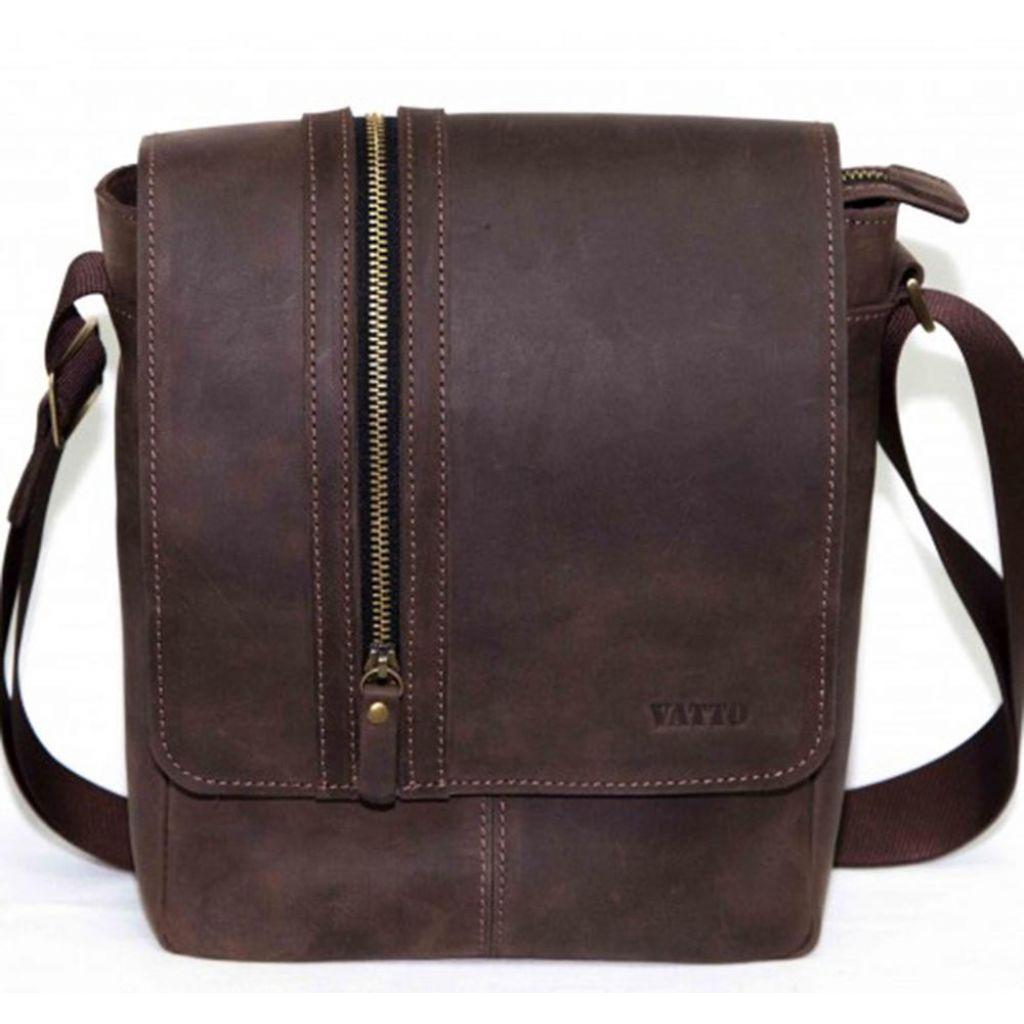 672408691dec Купити Мужская сумка VATTO MK28Kr450 натуральная шкіра в магазині derby.ua